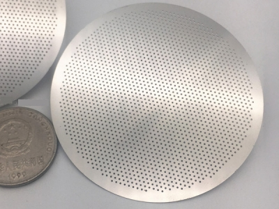 high quality stainless steel coffee filter disc